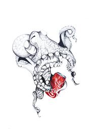 Octopus by Margarita Marsheva - Palma, Spain