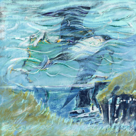 Silent At Sea Off Handa by Jasper McKinney - Banbridge, Northern Ireland