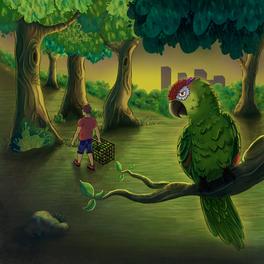 Amazona Lilacina by Jhael Zamora - Ecuador