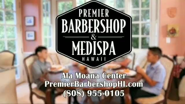 Premier Barbershop & Medispa Commercial