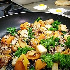 protein scramble