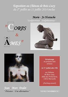 Marie-Jo Hostache Bois Luzy 2014