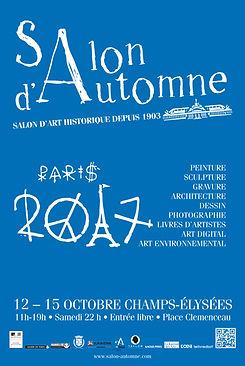 Marie-Jo Hostache Salon d'Automne 2017 Paris