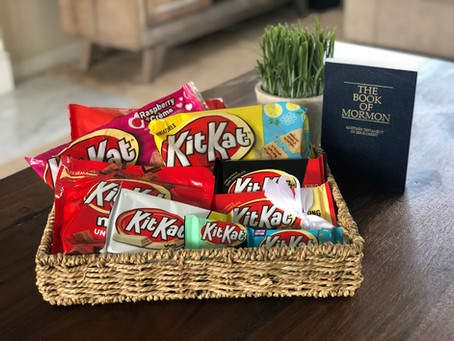 Fun Kit Kat Baptism Talk