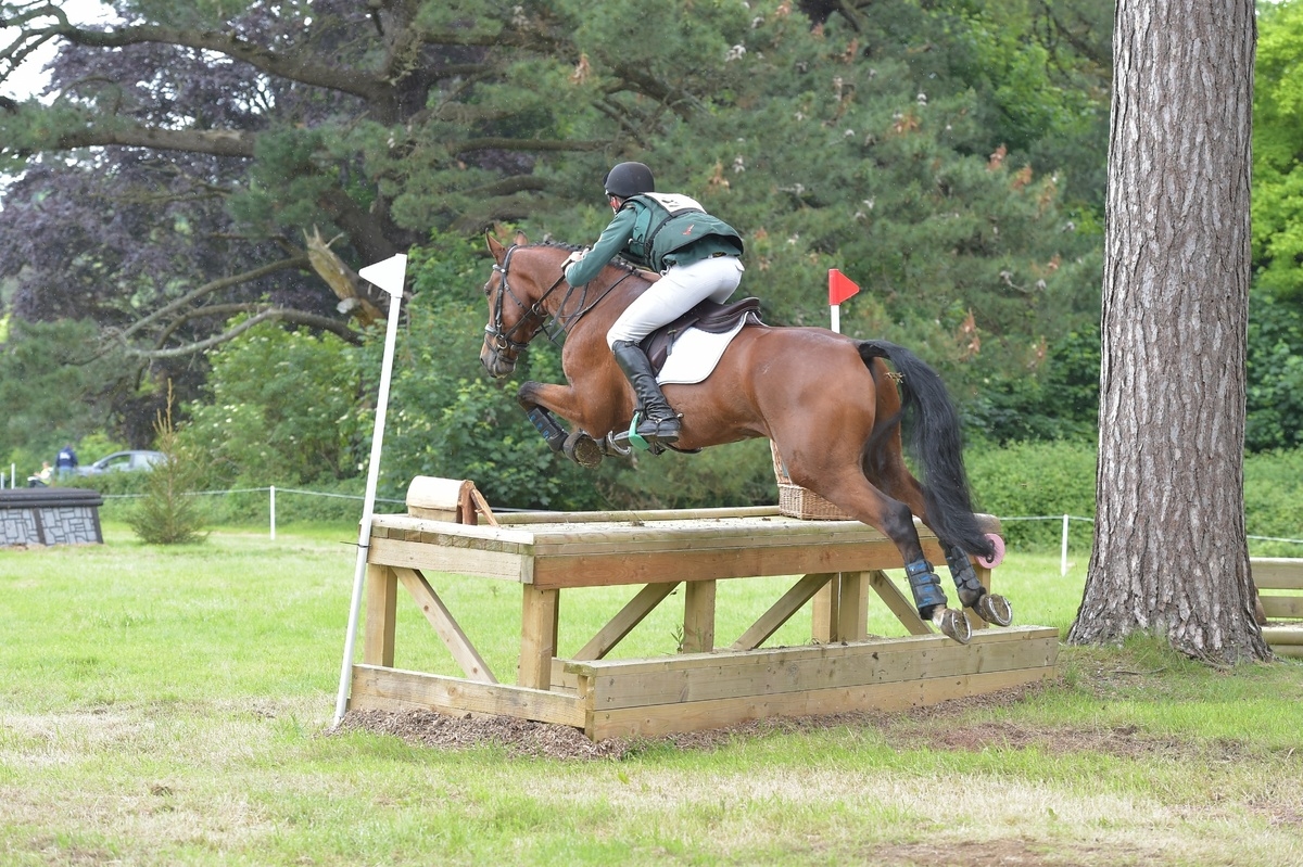 BE100 Mon Section R 878 MARTINS IRISH NEMO Martin, Ollie xc
