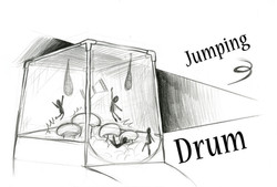 Jumping Drum
