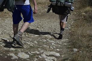 ecomuseo montagna Fioretina a piedi.jpg