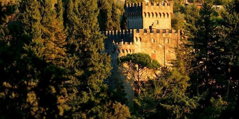 Visita al Castello di Ferrano