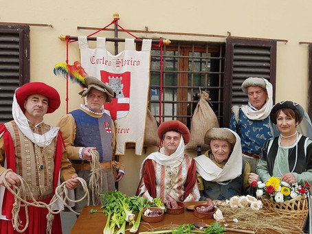 VII Festa Rinascimentale Pontassieve