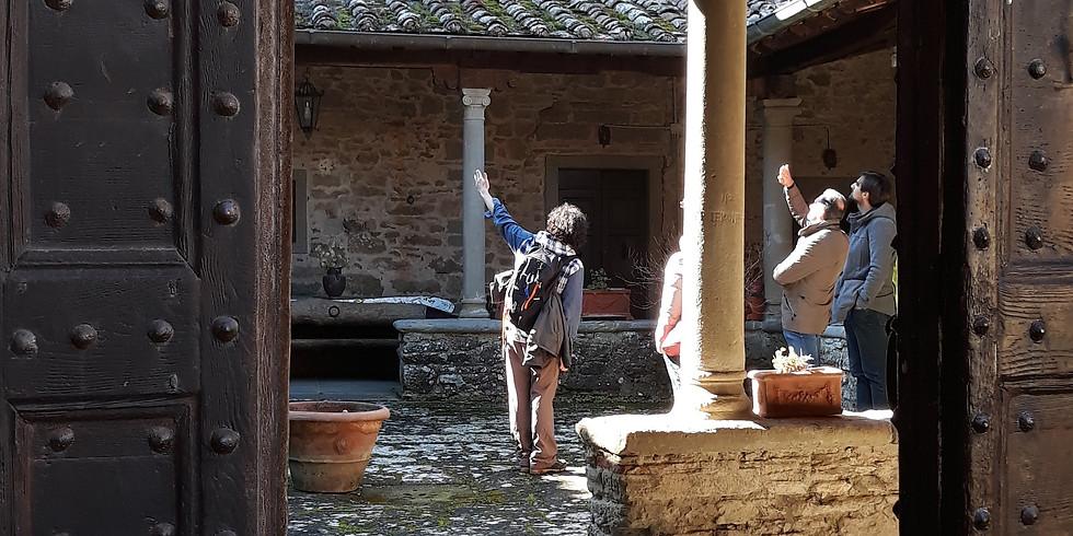L'antico Monastero Camaldolese: Tòsina