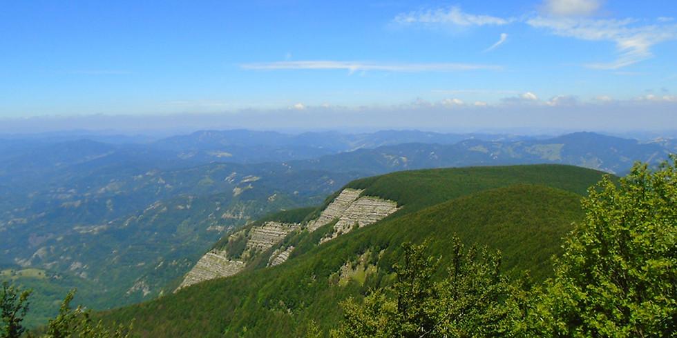 Monte Falterona e Monte Falco
