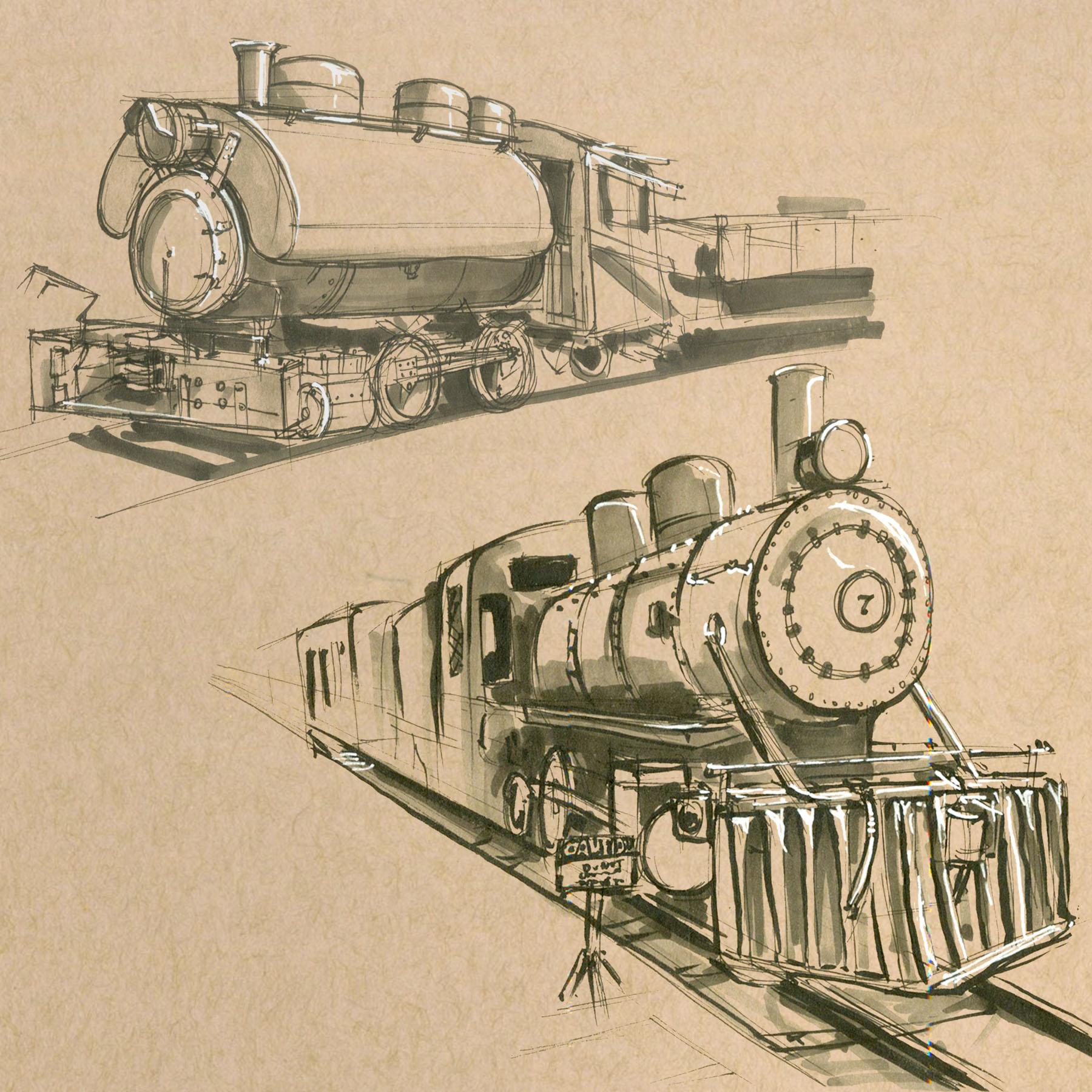 trains 4