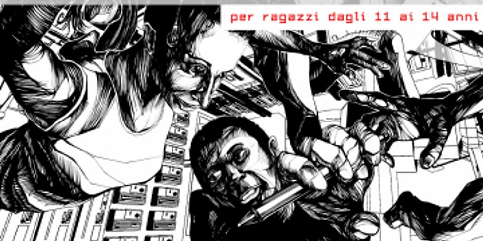 Il Fumetto. L'arte sequenziale con Luca Brandi.
