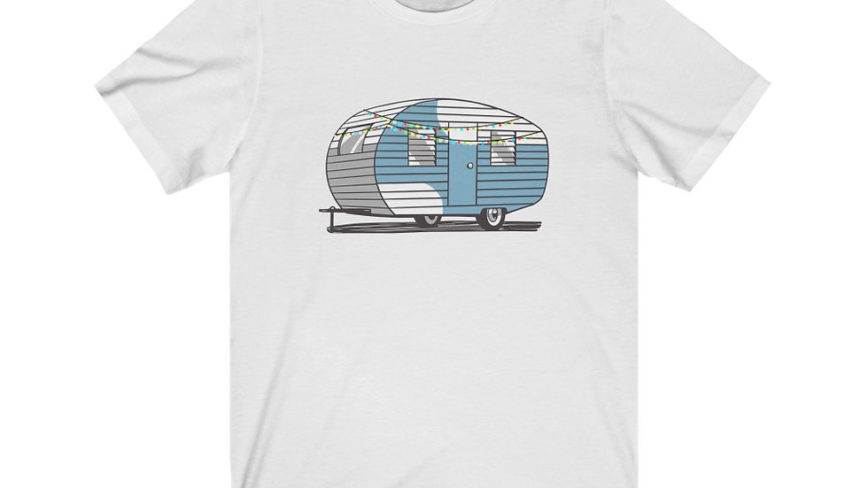 Christmas Camper Short Sleeve Tee