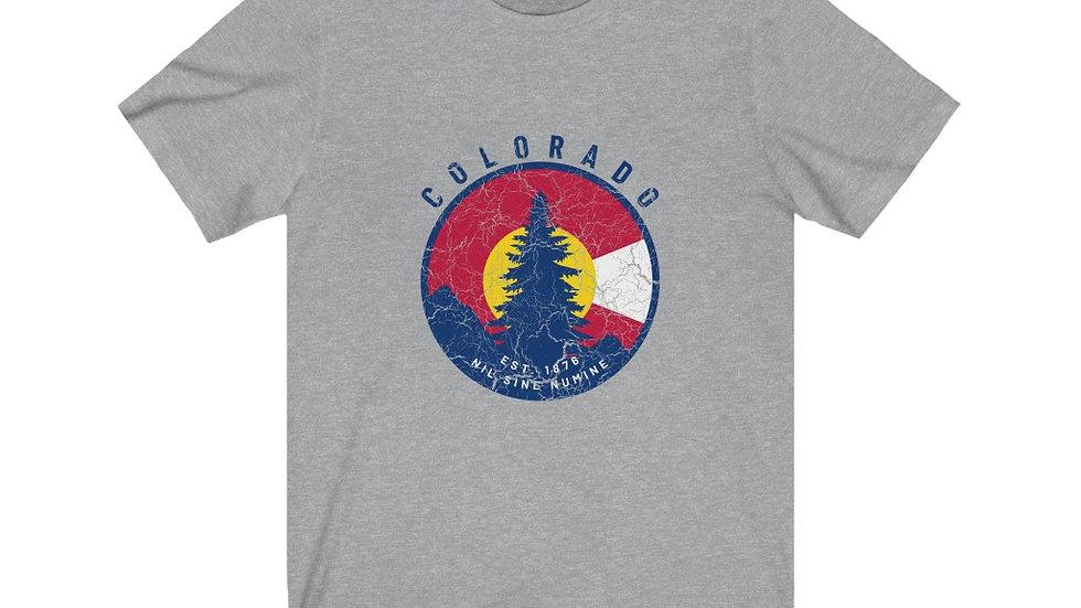Colorado Crest Short Sleeve Tee