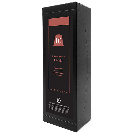 Congo Blend (Bulk pods offer) Nespresso Compatible Coffee Pods x 280