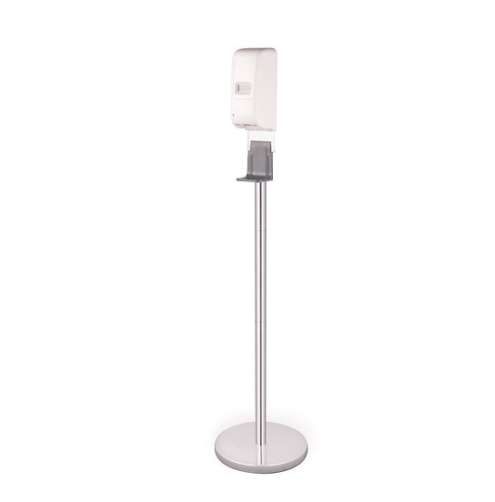 Free Standing Sanitizer Point