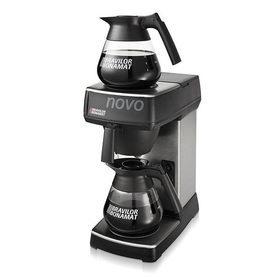 Novo Filter Coffee Machine & Jugs