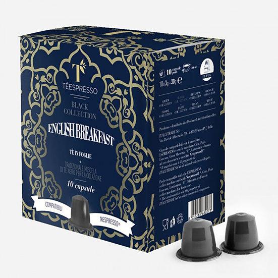 English Breakfast Tea Pods - 5x10's = 50 pods