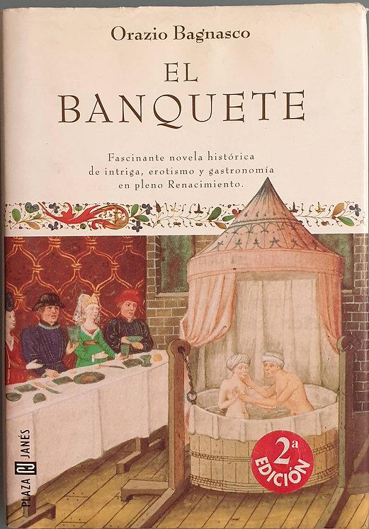 El banquete | Bagnasco, Orazio