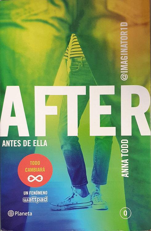 After. Antes de ella   Todd, Anna