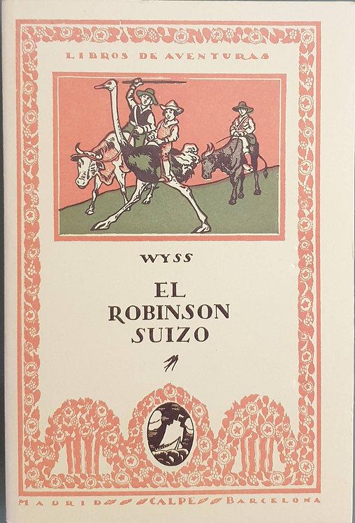 El Robinson suizo | Wyss, J. R.