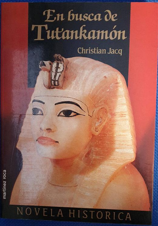 En busca de Tutankamón | Jacq, Christian