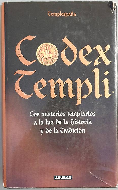 Codex Templi   Arroyo Durán, Fernando (Dir.)