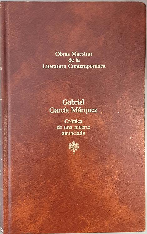 Crónica de una muerte anunciada | García Márquez, Gabriel
