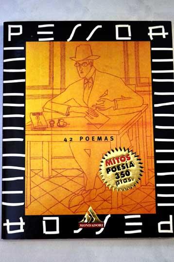 42 Poemas | Pessoa, Fernando