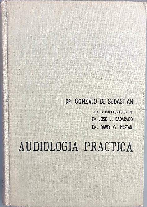 Audiología práctica   Sebastián, Gonzalo de