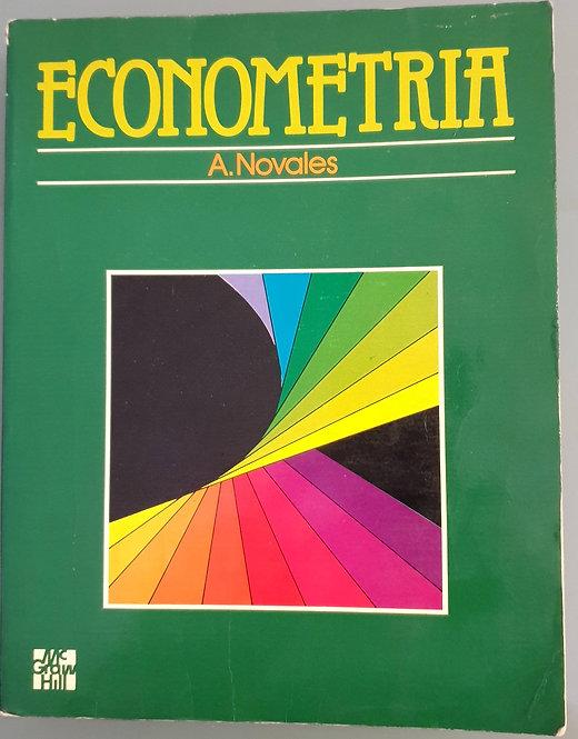 Econometría | Novales Cinca, Alfonso