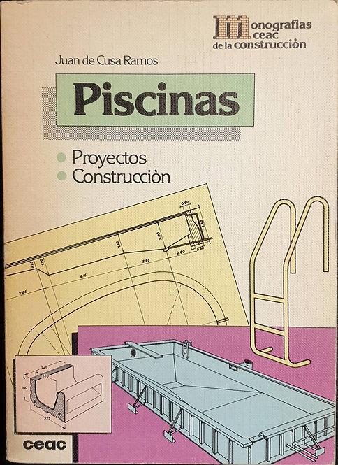 Piscinas. Proyectos, construcción | Cusa Ramos, Juan de