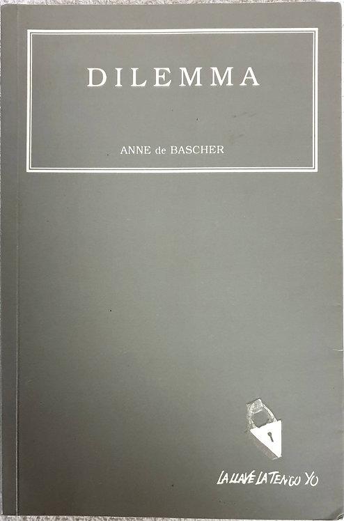 Dilemma | Bascher, Anne de