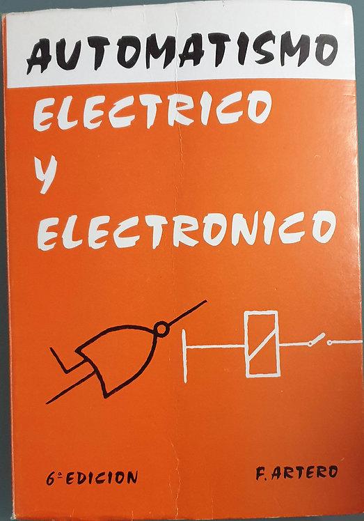 Automatismo eléctrico y electrónico | Artero, F.