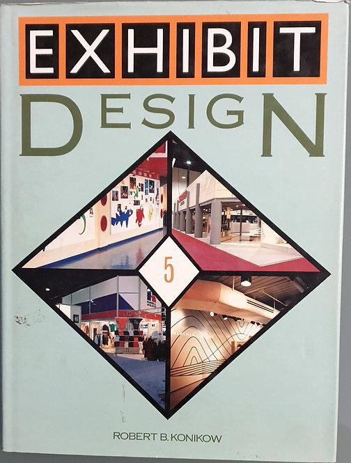 Exhibit Design 5 | Konikow, Robert B.