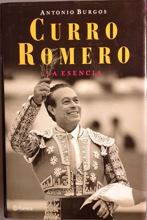 Curro Romero. La esencia | Burgos, Antonio