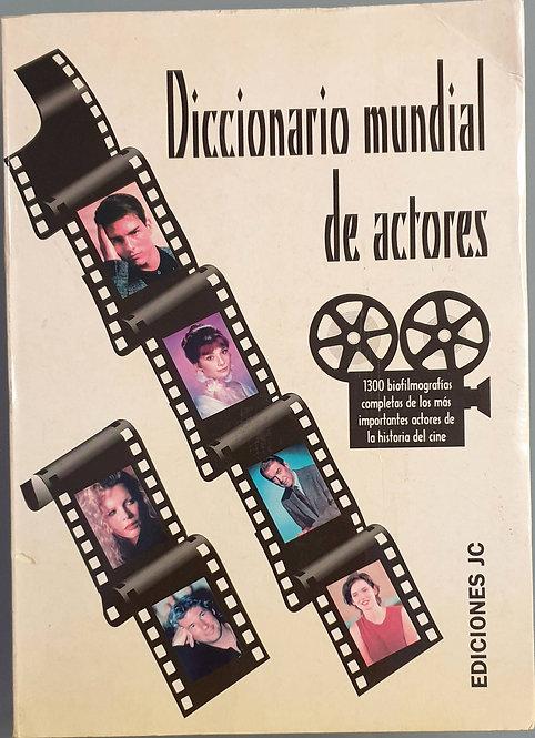 Diccionario mundial de actores   VV.AA.