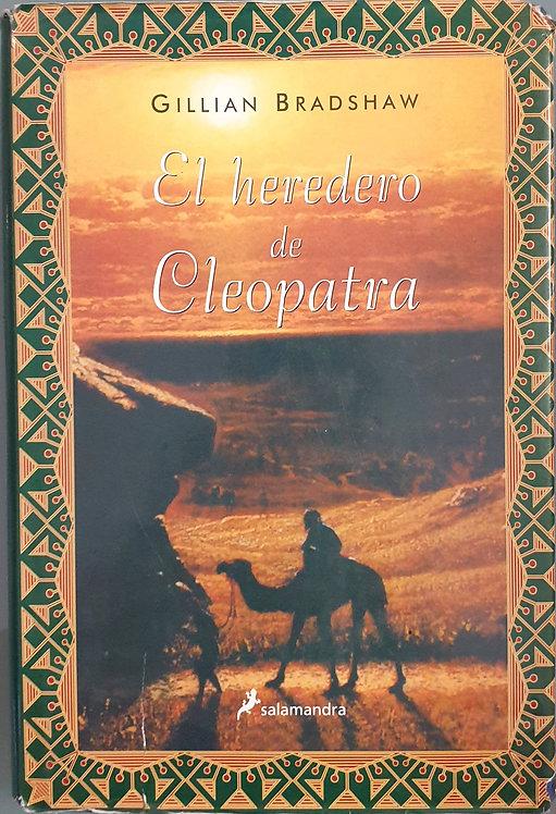 El heredero de Cleopatra | Bradshaw, Gillian