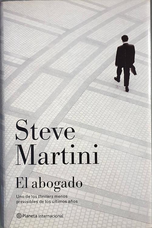 El abogado | Martini, Steve