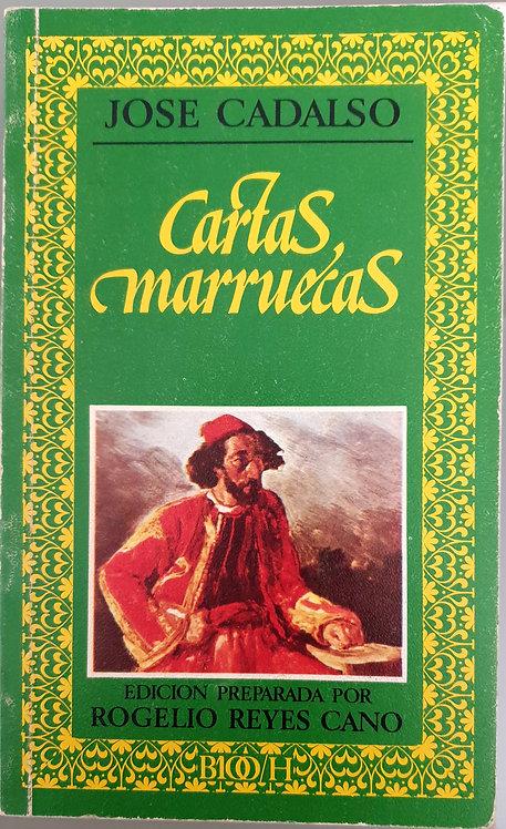 Cartas marruecas | Cadalso, José