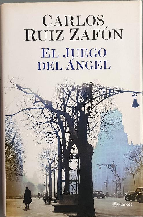 El juego del ángel   Ruiz Zafón, Carlos