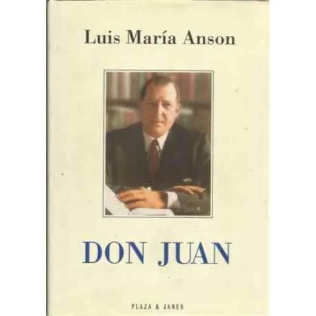 Don Juan | Ansón, Luis María