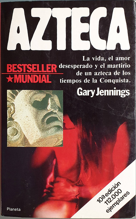 Azteca | Jennings, Gary