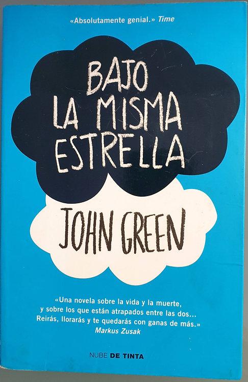 Bajo la misma estrella   Green, John
