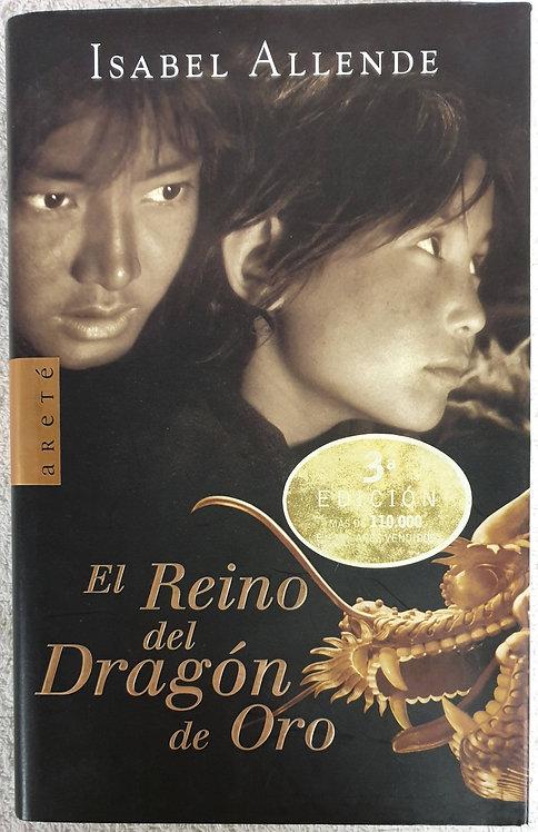 El Reino del Dragón de Oro | Allende, Isabel