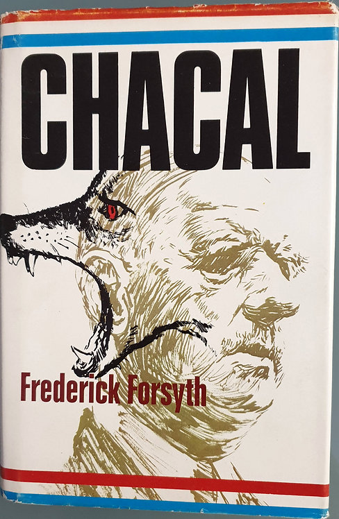 Chacal | Forsyth, Frederick