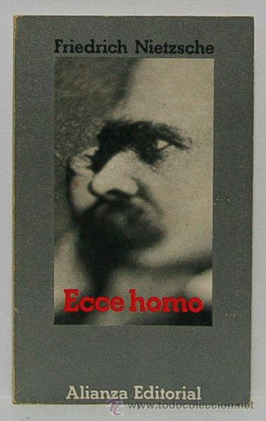 Ecce Homo | Nietzsche, Friedrich