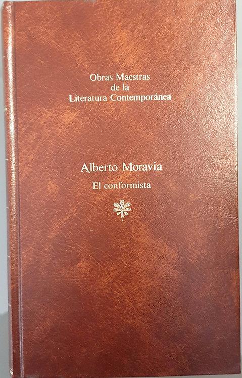 El conformista | Moravia, Alberto