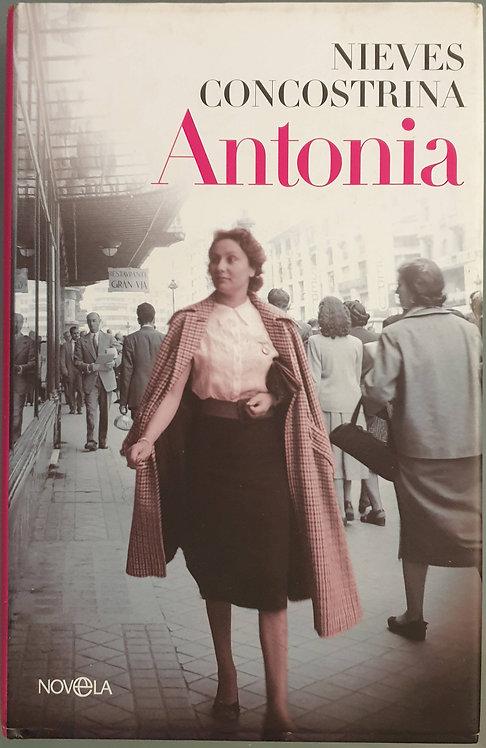 Antonia | Concostrina, Nieves